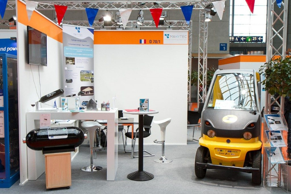 Hannover Messe MAHYTEC