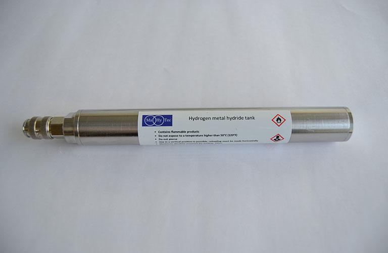 Stockage de l'hydrogene : réservoir MHT - C20 par hydrure