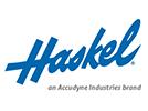 haskel, industrie du stockage de l'énergie