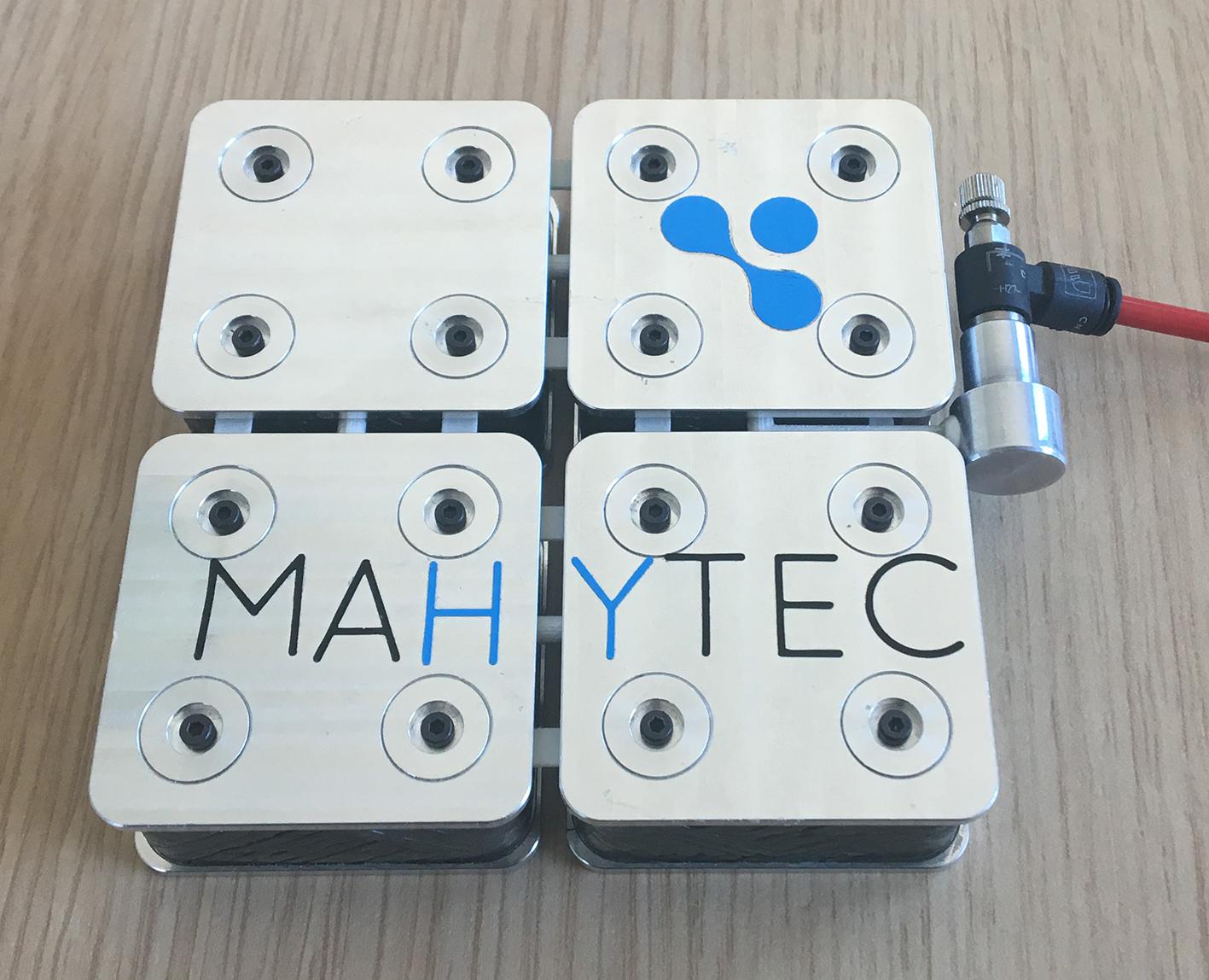 Batterie hydrogene : Réservoir hydrogène souple