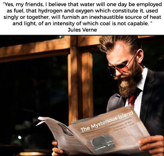 Jules Vernes hydrogen