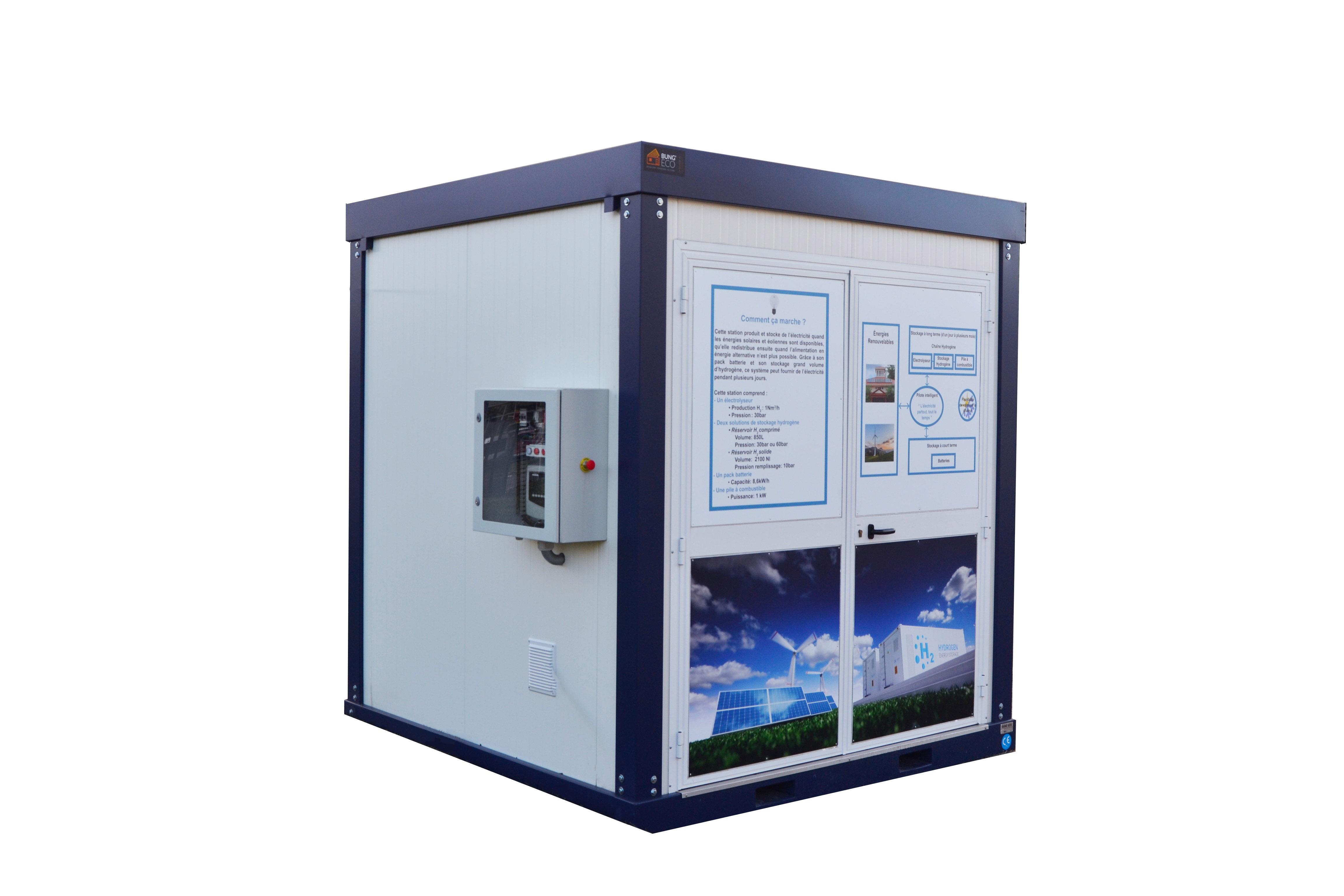 stockage d'électricité : mahytec education - stockage d'énergie
