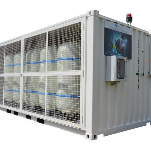 Stockage électricité : 5 réservoirs de stockage d'hydrogène