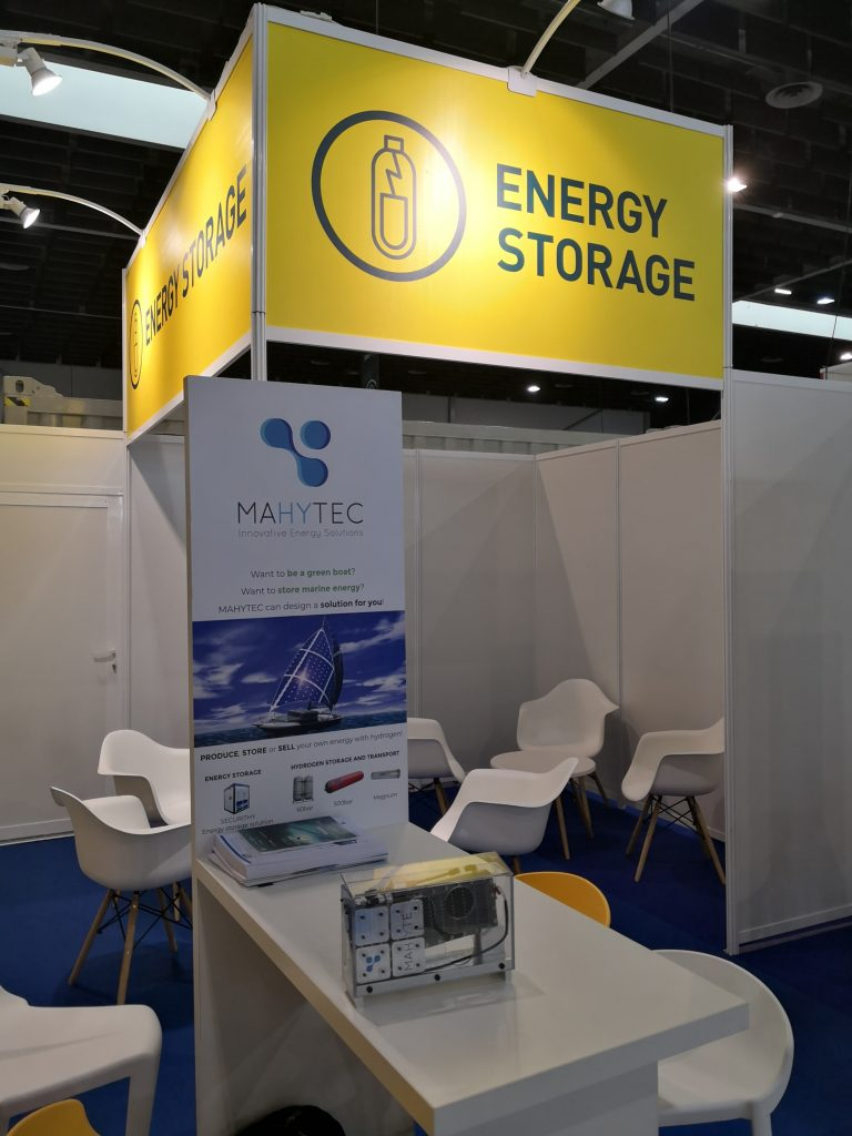 stockage énergies renouvelables MAHYTEC