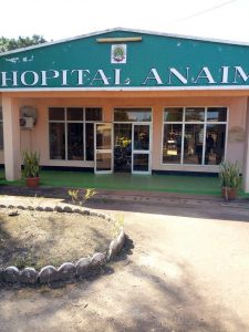 Hopital ANAIM Kamsar